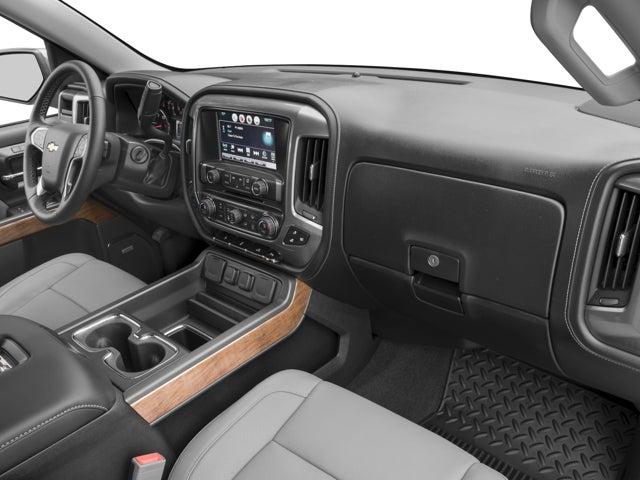 2017 Chevrolet Silverado 1500 Ltz In Winnsboro La Chrysler Dodge Jeep Ram