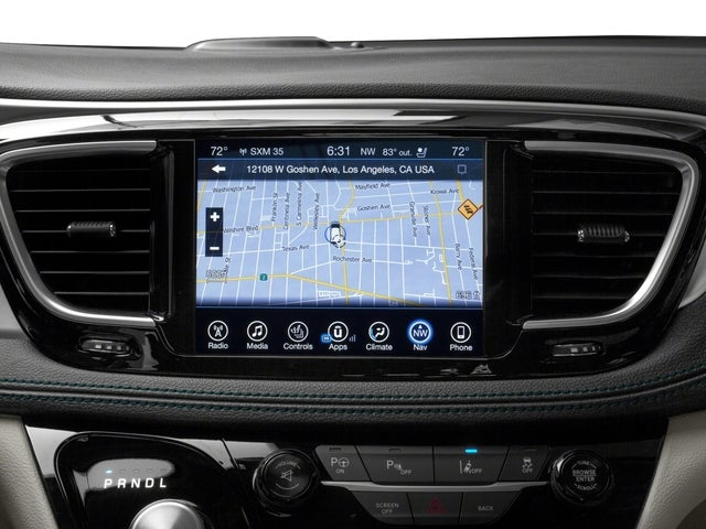 2017 Chrysler Pacifica Hybrid Platinum In Winnsboro La Dodge Jeep Ram