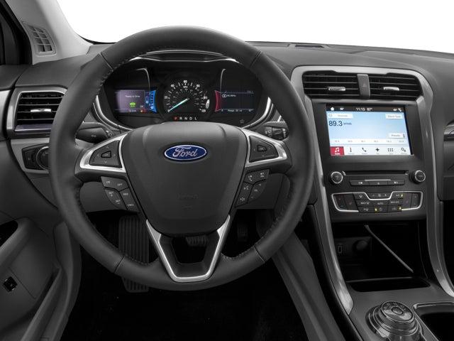 2017 Ford Fusion Hybrid Se In Winnsboro La Chrysler Dodge Jeep Ram